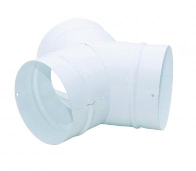 EasiPipe 125 Rigid Duct Duct Y Piece