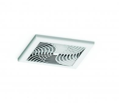 EasiPipe 125mm Rigid Duct Architectural Diffuser, Wave