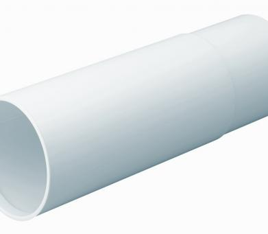EasiPipe 125 Telescopic Assembly 0.25-0.45m Duct